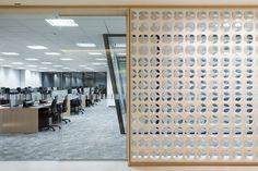 Detalhe modulo Erwins para o projeto do Bic Banco / Kiko Salomão