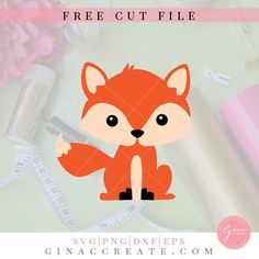 Free SVG Cut Files for personal use. Free Svg Cut Files, Svg Files For Cricut, Fuchs Silhouette, Baby Svg, Freebies, Baby Shower Cards, Cricut Baby Shower, Thing 1, Vinyl Projects
