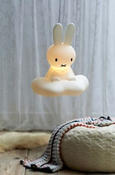Miffy Dream Lamp - omg I want!