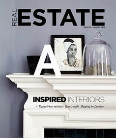 In our August issue, take a sneak peak into some of South Africa's prettiest interiors and get advice from seven decorating wizards. Property Real Estate, Love Your Home, Magazine, Wizards, Advertising, Advice, Interiors, Inspiration, Decorating