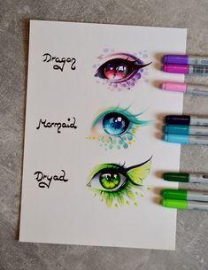 Mythical Eyes by Lighane