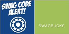 #SwagBucks New #SwagCode #1 has been released. Please visit www.ezswag.com to get the current active SwagBucks Swag Code. Expires Monday 02 March 2015 12:00 P.M. PST , 7:00 A.M. AEDT, and 8:00 P.M. GMT. Thank you. #ezswag #Australia #AU #Canada #CA #Ireland #IE #UnitedKingdom #UK #UnitedStates #USA