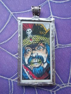 Vlad the Impaler House of Horror Sweet by OldeTowneJewelry on Etsy, $68.00
