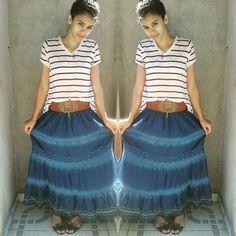 #look #evangelico #mulher #moderna #look #inspiração #gospel #moda #chique #mesmo #com #saia #sempre #blusa#listrada#vermelha#melissa#saia#indiana#look #ccb #moda #linda #insta #feminina #fashion #mulher #virtuosa #fashion#♥♥♥♥♥♥