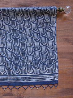 Pacific Blue ~ Rustic Navy Ocean / via Bright Bazaar