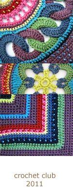crochet club 2011 > crochet club > Home > Janie Crow