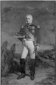 Jean Isidore Harispe, 1st Comte Harispe (7 December 1768 – 26 May 1855) was a distinguished French soldier of the Revolutionary and Napoleonic Wars, as well as a of the following period. Harispe was created a Marshal of France in 1851.