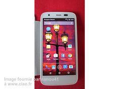 """Avis sur le téléphone portable """"Motorola MOTO G (1st Gen.) 4G 8Go"""" par nanou41"""
