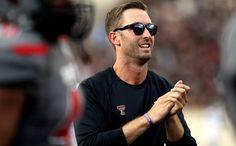 Sherrington: Meet Texas Tech's Kliff Kingsbury ... the coolest coach in college football | Dallas Morning News