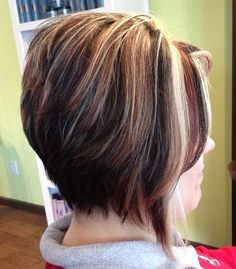 The Full Stack: 20 Hottest Stacked Haircuts – Page 10 – Foliver blog