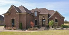 DTB Construction builds The Westchase in Wyndchase  - New Homes in Jackson TN