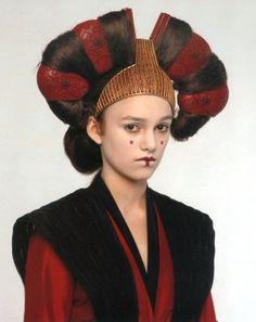 Star Wars - Queen Padme Naberrie Amidala's decoy - Phantom Menace - Keira Knightley