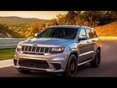 2021 Jeep Grand Cherokee Trackhawk Engine Types, Jeep Grand Cherokee, Brake Pads, Dream Cars
