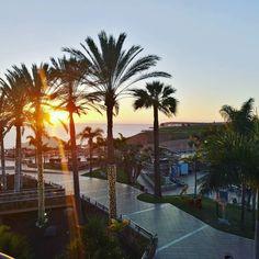 Gran Canaria sunsets are beautiful  #grancanaria #canaryislands #travelspectacular #visitspain #maspalomas #sunset #spain
