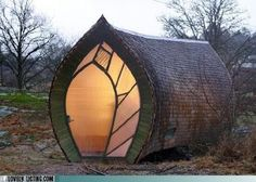 Tent by sweetznthingz  Awesome for a wild elf!! ;D