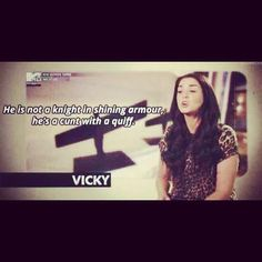 #geordieshore Vicky Pattison Geordie Shore, Geordie Shore Quotes, Funny One Liners, Knight In Shining Armor, Me Tv, E Cards, Pretty Little Liars, Gossip Girl, Hilarious