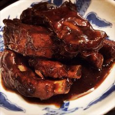 Wuxi Spareribs, spareribs, pork, chinese, recipe, wuxi,  無錫排骨