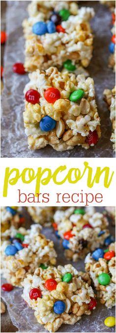 Popcorn Bars - Delic