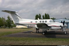 Beech F90 King Air aircraft picture