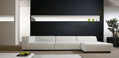 contemporary corner sofa bed STUDIO by  Sur & Plus