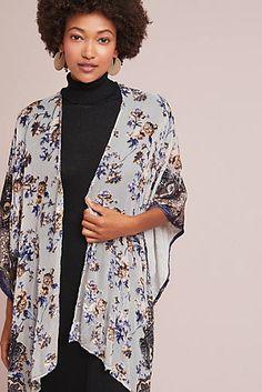 Hildene Floral Kimono