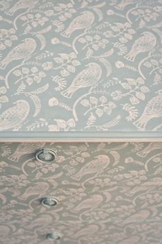Tuvi patterned paint roller from The Painted House image 2