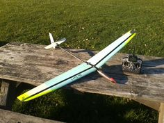 My Longshot 3 discus launched glider