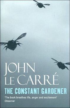 """""""Why am I despising you when I'm about to change your life?""""  ― John le Carré, The Constant Gardener"""