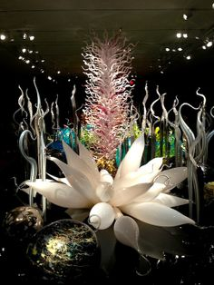 The Marvelous Imagination of Dale Chihuly