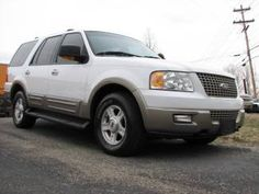 2003 Ford Expedition Eddie Bauer You might be a redneck if u pin pics of your vehicle, ya'll!