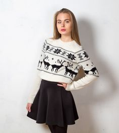 Stay warm this winter while looking beautiful in your knitted sweater. Just because it's cold outside doesn't mean you have to wrap yourself in layers of heavy fabric. Deer Sweater Shop offers high-quality knitted sweaters designed to be worn at any casual settings. Made of 75% Australian merino wool, these pullovers are warm and soft to your skin. Creative patterns make them absolutely acceptable to wear at any casual settings beyond Christmas parties. Handmade and cute, they are who you…