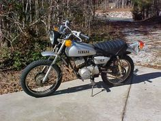 Yamaha-GT-80-Mini-Motorcycle-1978-Vintage-Mini-Bike