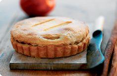 Sukkerfri æbletærte