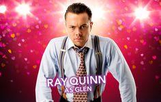 Cast Jon Robyns Robbie Hart Cassie Crompton Julia Sullivan Ray Quinn Glen Gulia The Wedding SingerEmersonTheatre