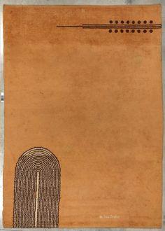 Rug by Ivan da Silva Bruhns