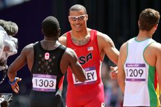 Olympics Day 8 Ryan Bailey
