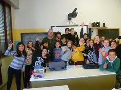 """Progetto """"Madre Lingua"""" scuola media Alfredo Panzini"""