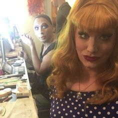 Bianca Del Rio and Jinkx/Instagram