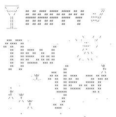 ascii.art : #sharkweek y   ASCII Text Art   Pinterest   Ascii art