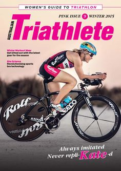 Australian Triathlete Magazine - PINK Edition 2015.The only fully dedicated women's triathlon magazine in the world. Click to access a free copy of the magazine. Follow Mum2Athletes on ISSUU to keep up to date with the latest Triathlon Magazines as they become available for FREE online at https://issuu.com/mumathletes/stacks/. Other magazines also available under Swimming, Cycling and Running.