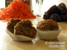 I'd like to try these gluten-free sugar-free egg-free muffins