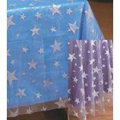 Star Plastic Table Covers
