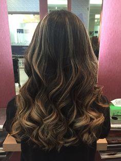 my lovely hair