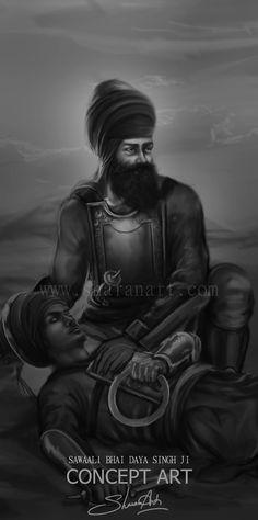 Guru Nanak Ji, Nanak Dev Ji, Family Drawing, Indian Gods, Irish Men, Black Art, Amazing Art, Tatoos, Concept Art