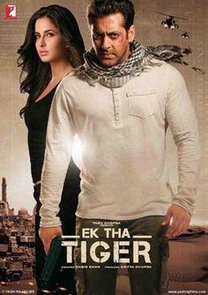 Ek ThavTiger with Salman Khan and Katrina Kaif
