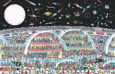 Where's Waldo Mobile Future Map