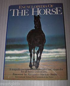 Encyclopedia of the Horse (Octopus; 1977.) I used to have a copy. This now out-of-date classic has been copied many, many times since it was published.