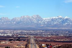 Las Cruces - List of populated places in New Mexico by population - Wikipedia, the free encyclopedia