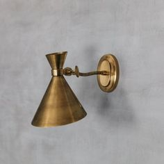 Angled Antiqued Brass Wall Light A traditional colour and texture for your home, an antique finish, will light up underlit spaces. Wall Sconce Lighting, Glass Lighting, Cool Lighting, Wall Lights Living Room, Brass Wall Sconce, Wall Sconces, Brass Lighting, Wall Lights Bedroom, Brass Wall Light
