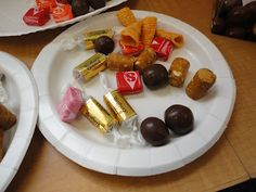 3D Shapes Using Candy